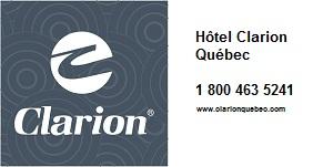 Hôtel Clarion Québec